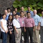 Researchers get hands-on training to develop global food supply scenarios