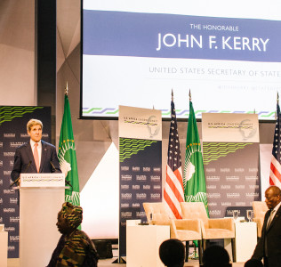 US and African leaders discuss challenges to build climate resilience and ensure food security