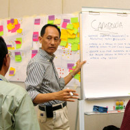 Future scenario development now added to Cambodia's policy landscape